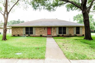 Richardson Single Family Home For Sale: 2906 Canyon Brook Drive