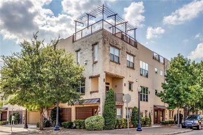 Dallas Townhouse For Sale: 2303 Clark Street