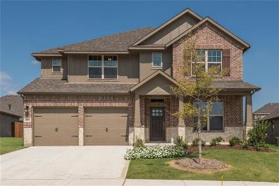 Prosper Single Family Home For Sale: 5450 Stockport Drive
