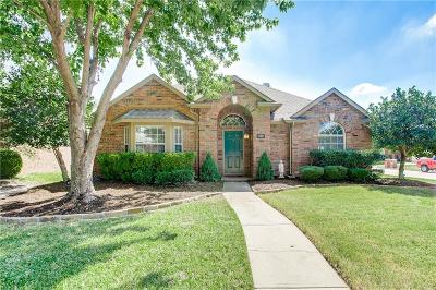 Frisco Single Family Home Active Option Contract: 11911 Chattanooga Drive