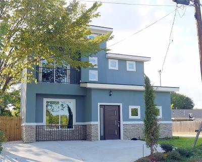 Dallas Single Family Home For Sale: 3529 Rutz Lane