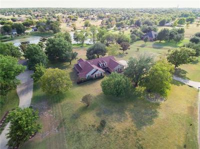 Waxahachie Single Family Home Active Option Contract: 490 Becky Lane