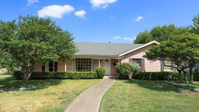 Farmers Branch Single Family Home For Sale: 3236 Brincrest Drive