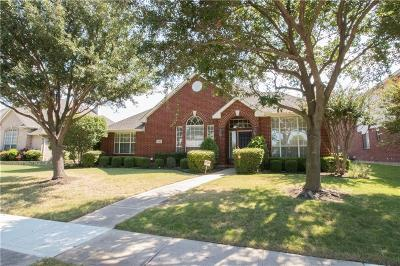 Frisco Single Family Home For Sale: 1669 Chase Oaks Court