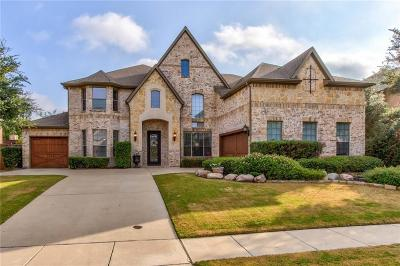 Prosper Single Family Home For Sale: 711 Buffalo Springs Drive
