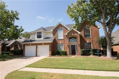McKinney Single Family Home For Sale: 2128 Green Hill Drive