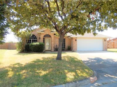 Single Family Home For Sale: 7517 Juliet Lane