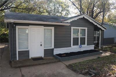 Arlington Single Family Home For Sale: 1407 Gibbins Road
