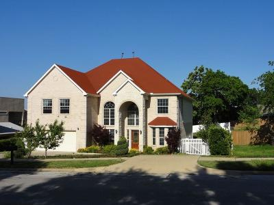 Irving Single Family Home For Sale: 4212 Las Brisas Drive