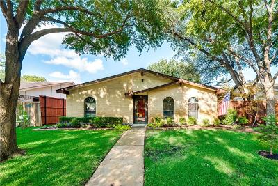 Garland Single Family Home For Sale: 2406 Denmark Drive
