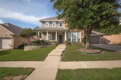 Denton Single Family Home For Sale: 4235 Boxwood Drive
