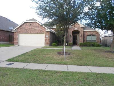 Mesquite Single Family Home For Sale: 4724 Avocet Drive