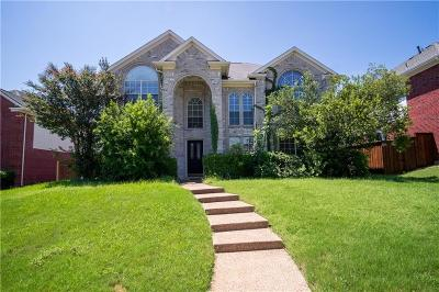 Plano Single Family Home For Sale: 1612 Chester Drive