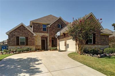 Sachse Single Family Home For Sale: 6817 Bradford Estates Drive