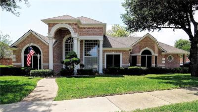 Rowlett Single Family Home For Sale: 8606 Southbay Circle