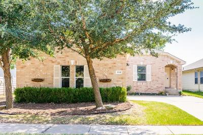 Single Family Home For Sale: 7113 Bountiful Grove Drive