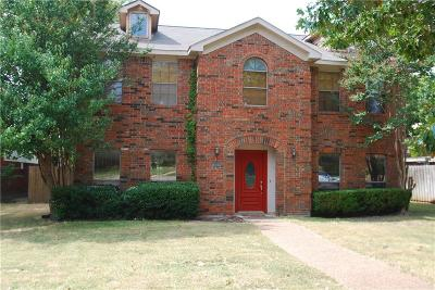 Allen Single Family Home For Sale: 801 Creekside Lane