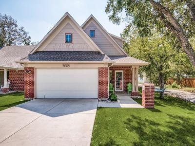 McKinney Single Family Home For Sale: 1009 W Hall Street