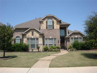 Frisco Single Family Home For Sale: 13294 Scotch Pine Drive