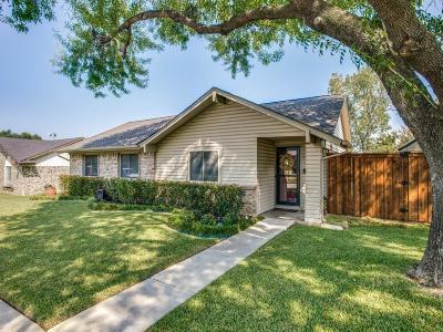 Carrollton Single Family Home For Sale: 2119 Placid Drive