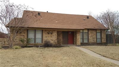 Garland Single Family Home For Sale: 409 Quintana Dr