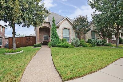 Frisco Single Family Home For Sale: 11574 Corsicana Drive