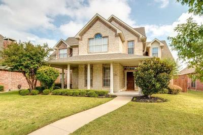 Coppell Single Family Home For Sale: 150 Natches Trace