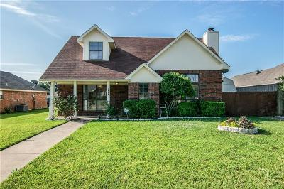 Mesquite Single Family Home For Sale: 1824 Island View Drive
