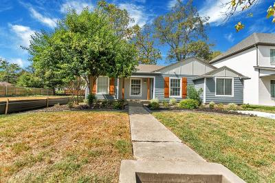 Single Family Home For Sale: 4337 Concho Street