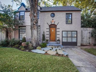 Single Family Home For Sale: 5118 Pershing Street