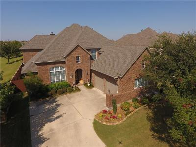 Fort Worth Single Family Home For Sale: 9601 Brazendine Drive