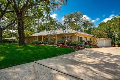 Dallas, Fort Worth Single Family Home For Sale: 1623 Oak Knoll Street
