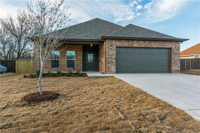 Single Family Home For Sale: 1614 Fairway Drive