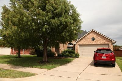 Wylie Single Family Home For Sale: 110 Mahonia Drive