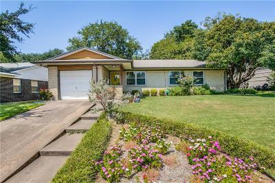 Dallas Single Family Home For Sale: 11339 Fernald Avenue