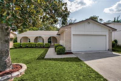 Dallas Single Family Home For Sale: 1240 Woodburn Trail