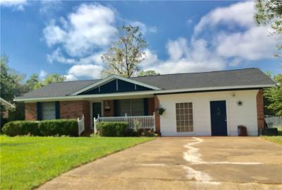 Terrell Single Family Home For Sale: 821 Circle Drive