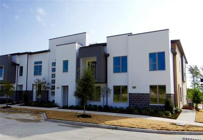 Plano Townhouse For Sale: 500 Texas Drive