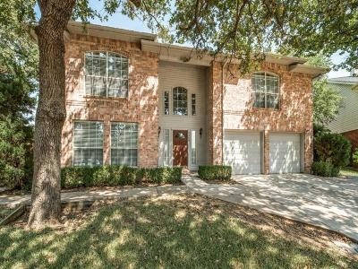 Corinth Single Family Home For Sale: 2308 Brazos Drive