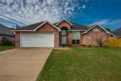 Rowlett Single Family Home For Sale: 8113 Spinnaker Cove