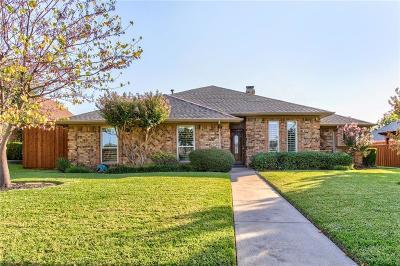 Plano Single Family Home For Sale: 4412 Emerson Drive