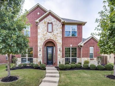 Allen Single Family Home For Sale: 803 Cougar Drive