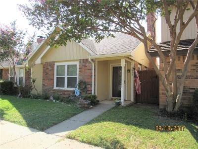 Garland Single Family Home For Sale: 1025 Wakefield Drive