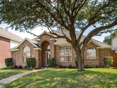 Frisco Single Family Home For Sale: 11449 Pagewynne