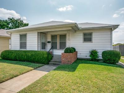 Fort Worth Single Family Home For Sale: 4613 Calmont Avenue