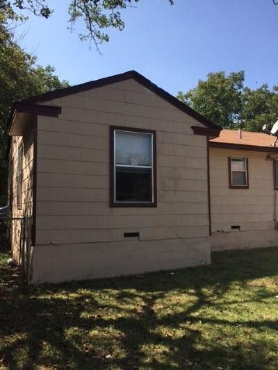 River Oaks Single Family Home For Sale: 1454 Glenwick Drive