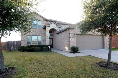 Princeton Single Family Home For Sale: 1014 Meadow Green Court