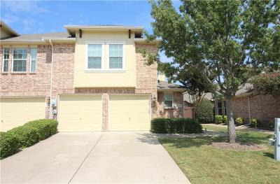 Frisco Townhouse For Sale: 10092 Wake Bridge Drive