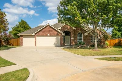 Plano Single Family Home Active Option Contract: 7112 Havencrest Court