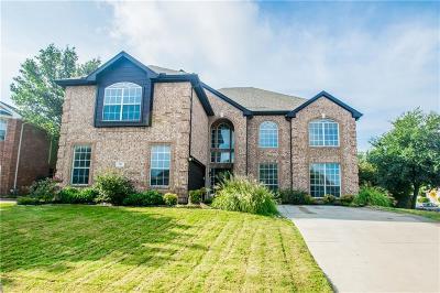 Lake Dallas Single Family Home For Sale: 313 Ravenna Road
